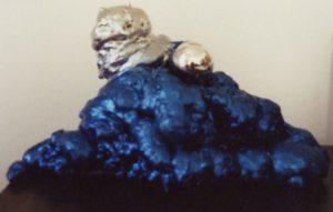 Blob Lamp 40X15X25  PURAcrilici 1997